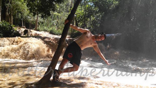 KuangXi Waterfall-July 31, 20142