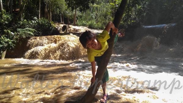 KuangXi Waterfall-July 31, 20143