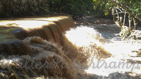 KuangXi Waterfall-July 31, 20145