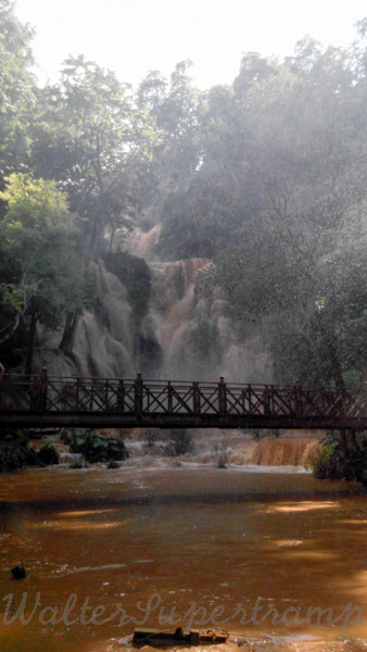 KuangXi Waterfall-July 31, 20146