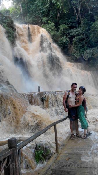 KuangXi Waterfall-July 31, 20148