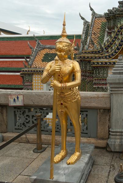 Bangkok Royal Palace-August 31, 201415