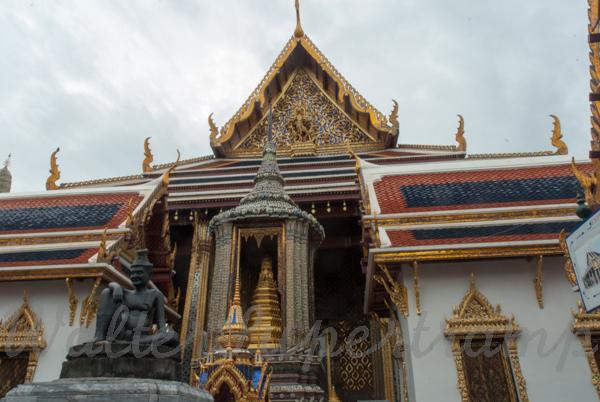 Bangkok Royal Palace-August 31, 20142