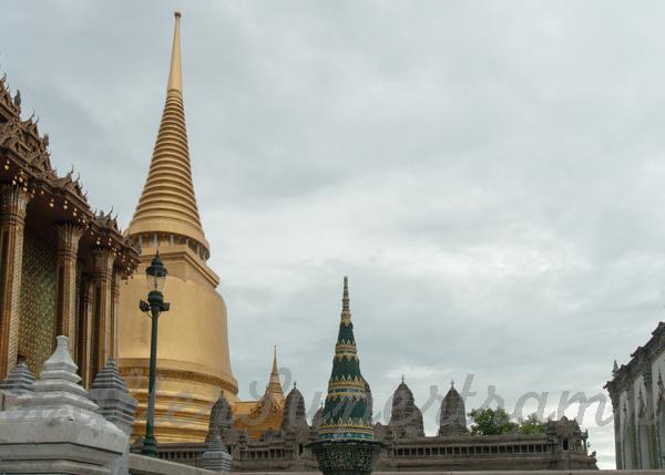 Bangkok Royal Palace-August 31, 201420