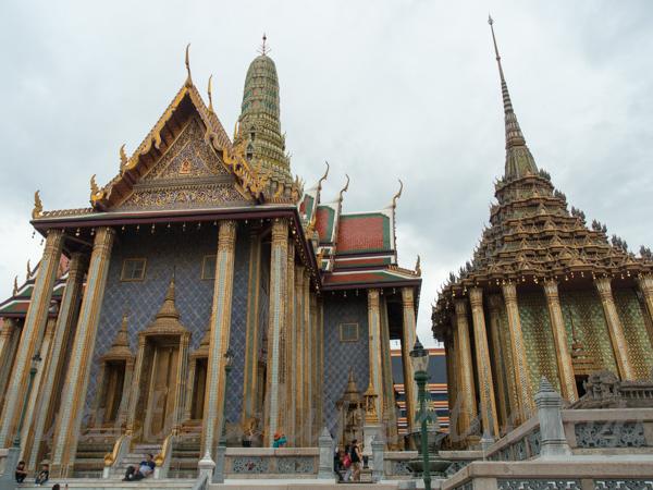 Bangkok Royal Palace-August 31, 201421