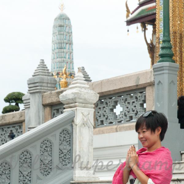 Bangkok Royal Palace-August 31, 201422