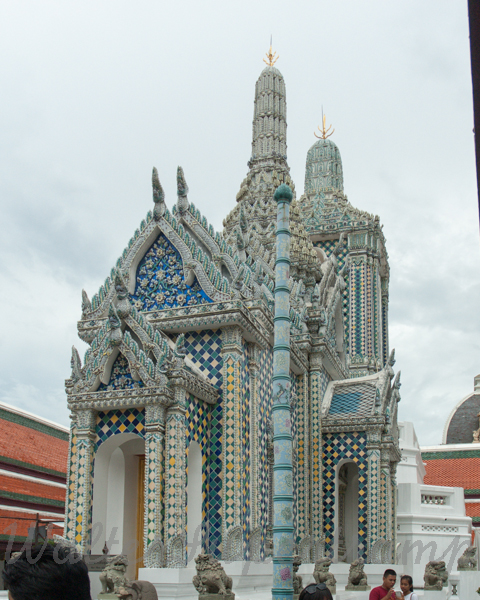 Bangkok Royal Palace-August 31, 201428