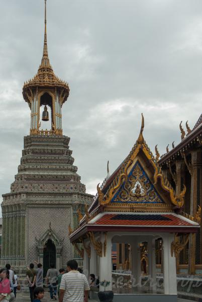 Bangkok Royal Palace-August 31, 201430