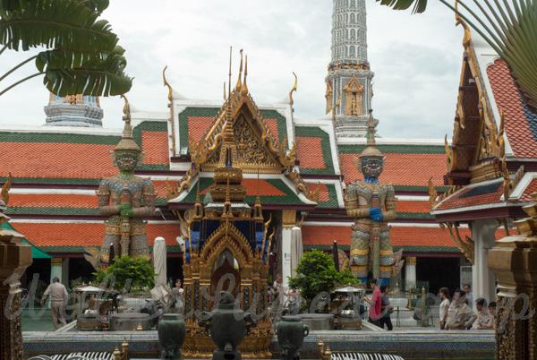 Bangkok Royal Palace-August 31, 201433