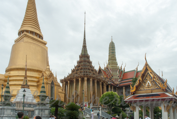 Bangkok Royal Palace-August 31, 20144