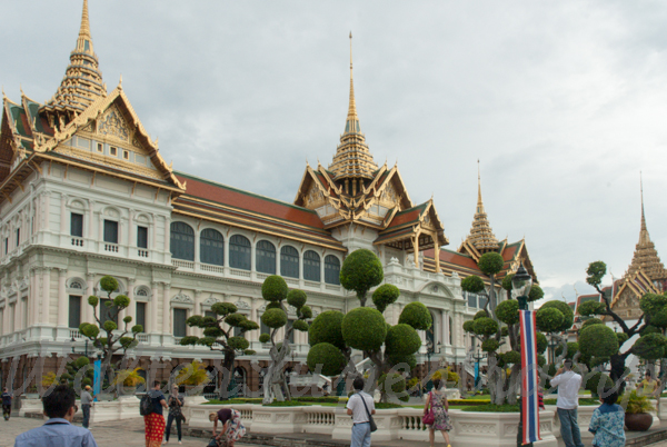 Bangkok Royal Palace-August 31, 201440