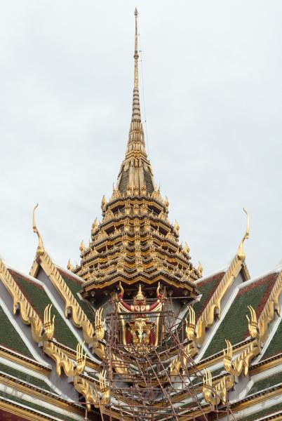 Bangkok Royal Palace-August 31, 201449