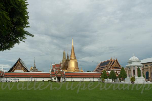 Bangkok Royal Palace-August 31, 201451