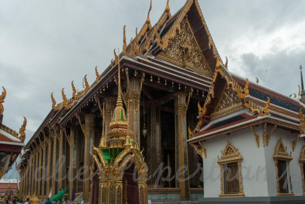 Bangkok Royal Palace-August 31, 20146