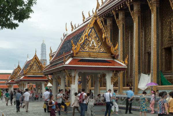Bangkok Royal Palace-August 31, 20148