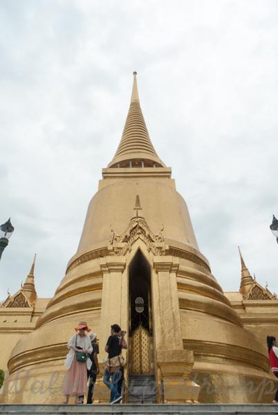 Bangkok Royal Palace-August 31, 20149