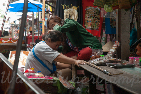 Floating market-September 01, 201428