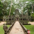 Ta Prohm temple: This post is the third about Angkor park in Siem Reap. The other posts are here:  Angkor Wat,  Bayon temple, the park This temple is very suggestive, […]